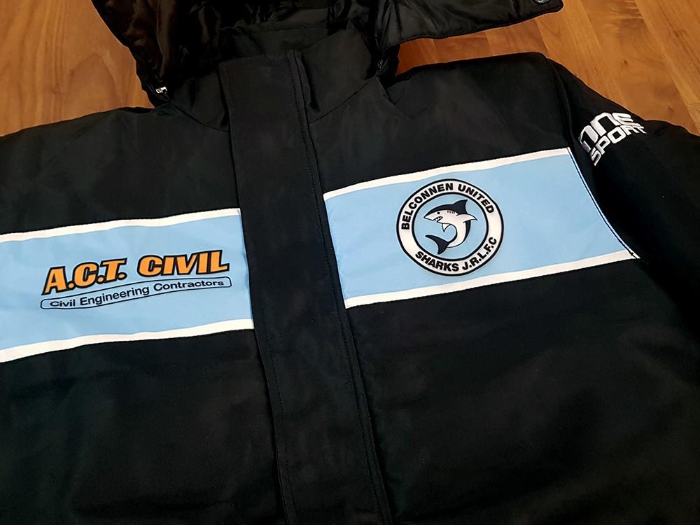 closeup parka jacket - Custom Parka Jackets