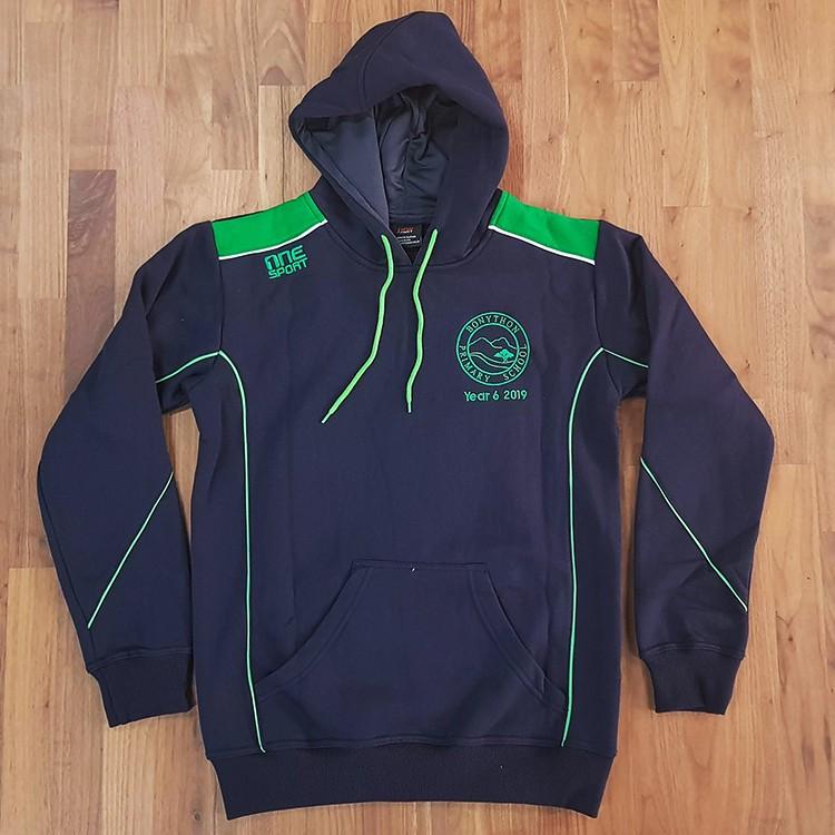 sl bonython hoodie front - School Leavers