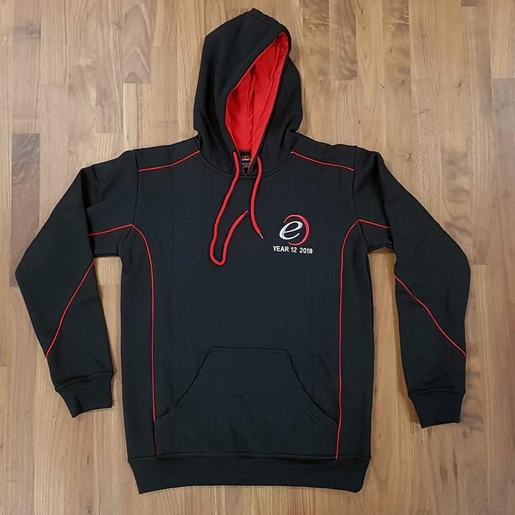 sl erindale college hoodie front - School Leavers