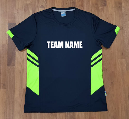 tee with team name