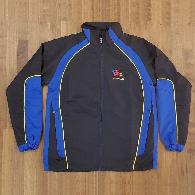 archery jacket front - Custom TRACKSUITS