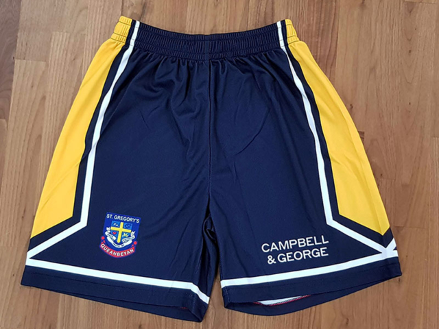 st_gregorys_basketball_short_front