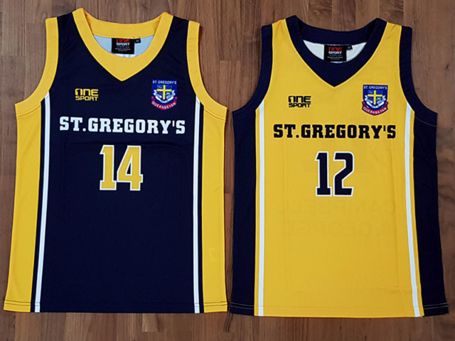 st_gregorys_basketball_singlet_front
