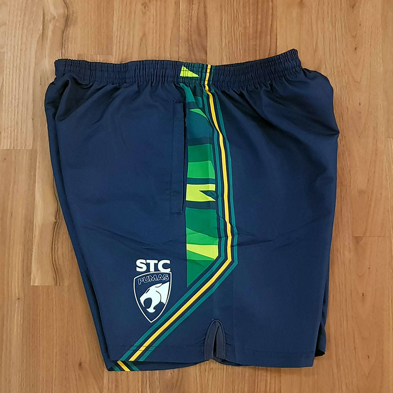 stcpumas shorts side - TEAMWEAR CRICKET